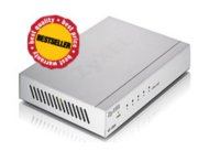 Zyxel GS-105B, 5-port 10/100 /1000Mbps Gigabit Ethernet switch, desktop