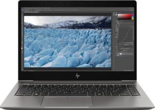 HP Zbook 14u G6 šedý